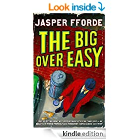 The Big Over Easy (Nursery Crime Adventures 1)