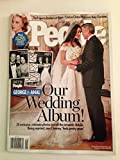 People Magazine October 13, 2014 George Clooney Wedding