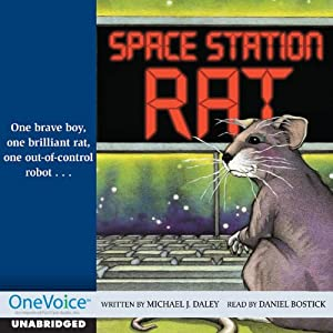 Space Station Rat Audiobook