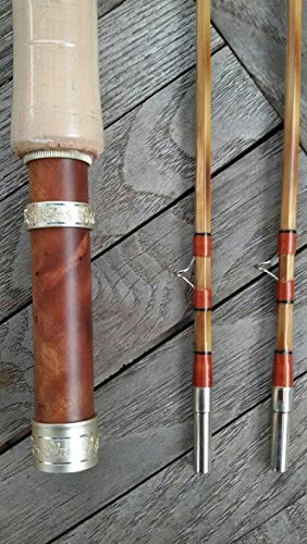 new-flamed-bamboo-fly-rod66-3-2-piece-with-2-tips