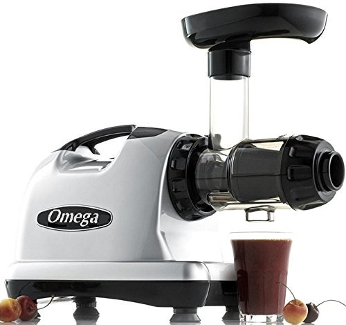 Omega J8006 Nutrition Center masticating Dual-stage Juicer Juice Extractor by Omega (Omega J8006 Screen compare prices)