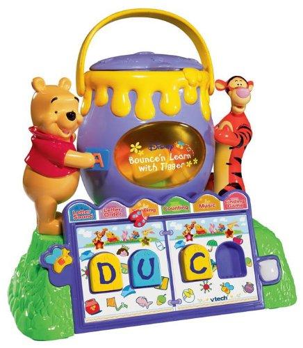 Toys N Joys Website : Buy winnie the pooh bounce n learn honey pot best prices