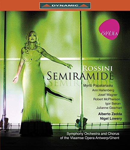 Rossini: Semiramide (Vlaamse Oper, Gent/Belgien, 2011) [DVD]