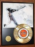 Derek Jeter Ny Yankees Mlb Wide World Of Sports Stat Plaque