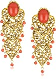 Clara Kasavina, &quot;Gypsy Collection&quot; Filigree Chandelier Earrings
