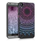 kwmobile Crystal Case Hülle für HTC Desire 530 - TPU