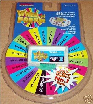 Wheel Of Fortune Cartridge #3 - 1