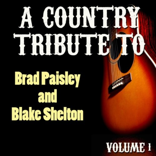 A Country Tribute To Brad Paisley And Blake Shelton Vol. 1