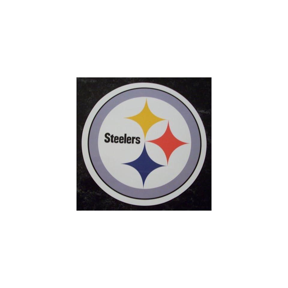 Pittsburgh Steelers Team Logo NFL Car Magnet  Sports