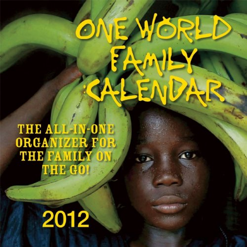 One World Family Calendar 2012