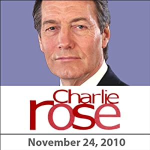 Charlie Rose: Jake Gyllenhaal, Anne Hathaway, and Siddhartha Mukherjee, November 24, 2010 Radio/TV Program
