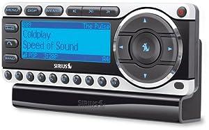SIRIUS Starmate 4 SIRIUS satellite radio with car accessories