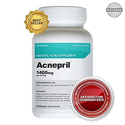 Acnepril - Acne Treatment - Skin Detox - Balance Hormone Levels - Skin Treatment