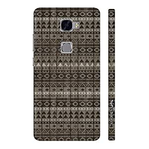 Huawei Mate S Winter feel designer mobile hard shell case by Enthopia