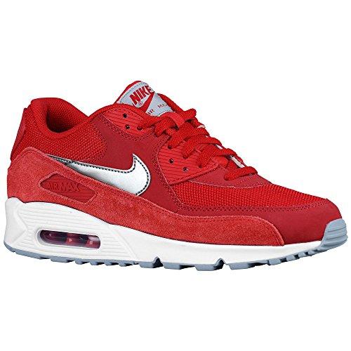 (ナイキ)Nike Product air エア max エア マックス 靴 シューズ 90 ナインティー men's メンズ 男性用 - black ブラック / red 【並行輸入品】