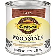 Cabot Interior Oil-Based Wood Stain-INT RED OAK WOOD STAIN