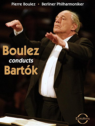 Boulez Conducts Bart?k (No Dialog)