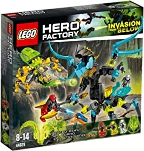Stupendous Lego Queen Beast vs Furno Evo Stormer - Lego® Gift Wrapped Edition