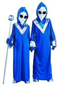 Official Costumes Complete Alien Costume Medium