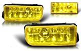 92-98 BMW E36/M3 OEM Fog Lights - (Yellow)