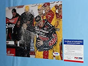 Kevin Harvick Signed Photograph - 8x10 Daytona 500 Ip! Cert! - PSA DNA Certified -... by Sports Memorabilia