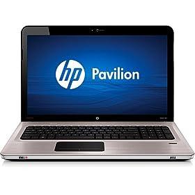 "hp pavilion dv 7 -4069wm 1 7 .3"" laptop pc"