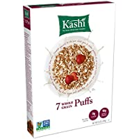Kashi 7 Whole Grain Puffs Cereal (6.5 Ounce)