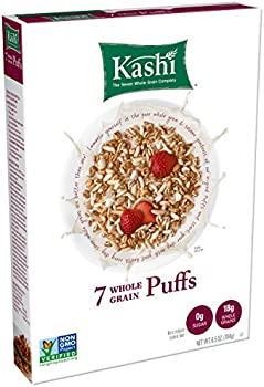 Kashi 7 Whole Grain Puffs Cereal