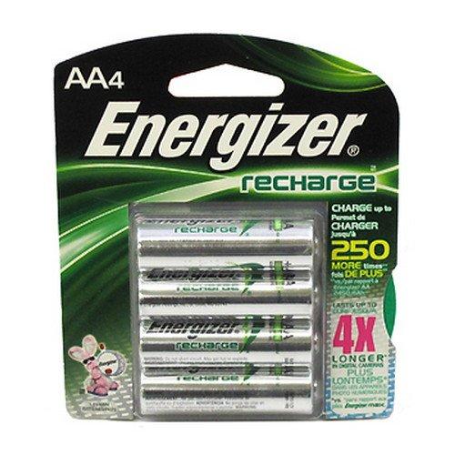 Батарейка BATTERY ENER RECH AA NH15BP-4
