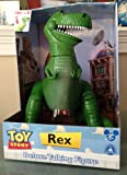 Disney Park Toy Story Talking Rex Dinosaur Action Figure Doll NEW IN PACKAGE