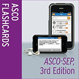 ASCO Flashcards: ASCO-SEP®, 3rd Edition