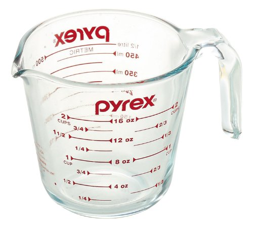PYREX メジャーカップ 500ml CP-8508