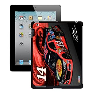 NASCAR Tony Stewart 14 Bass Pro Shops iPad 2 3 Case by Keyscaper