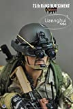 Soldier Story 1st Battalion 75th Ranger Regiment In Afghanistan 1/6 SS051