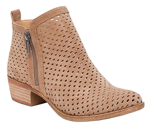 Lucky Brand Women's Basel 3 Sesame Boot 9 M (Lucky Brand Made In Usa compare prices)