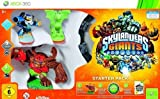 SKYLANDERS GIANTS Exclusive Glow in the Dark STARTER PACK - XBOX 360