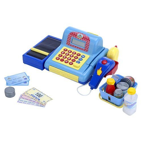Just-Like-Home-Cash-Register-Blue-by-E-Toysworld