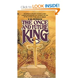 Amazon.com: The Once and Future King (9780441627400): Terence ...