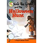 Nate the Great and the Halloween Hunt: Nate the Great: Favorites (       UNABRIDGED) by Marjorie Weinman Sharmat Narrated by John Lavelle
