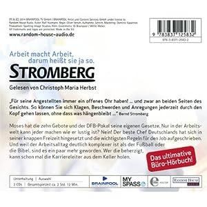 Arbeit macht Arbeit, darum heißt sie ja so...: Stromberg - Die goldenen Job-Regeln. Das u