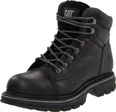 Caterpillar Men's Valor MR Work Boot,Black,11 M US