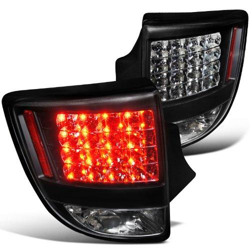 Spec-D Tuning LT-CEL00JMLED-TM Toyota Celica Hatchback Gt Gts Led Tail Lights Black Housing (Celica Gt 2000 compare prices)
