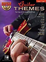 Guitar Play-Along Vol.136 Guitar Themes + Cd