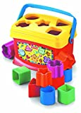 514zXfTeh8L. SL160  Fisher Price Brilliant Basics Babys First Blocks