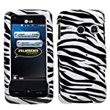 Snap On Protector Case Phone Cover for LG Rumor Touch (LN 510) SPRINT - ZEB ....