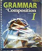 Abeka GRAMMAR and COMPOSITION 1 Fifth…