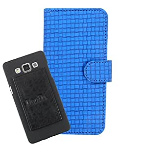 DooDa PU Leather Wallet Flip Case Cover With Card & ID Slots For Gionee S5.1