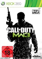 Call of Duty : Modern Warfare 3 [import allemand]