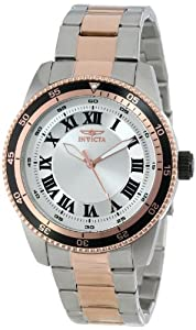 Invicta Men's 15166 Pro Diver Two-Tone Stainless Steel Dive Watch
