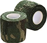 Stealth Camo Tape - Woodland Camo - Rifle Wrap